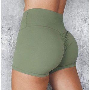 Sexy Brazilian Butt Lift Yoga Shorts
